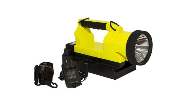 Industrial flood light and chargers