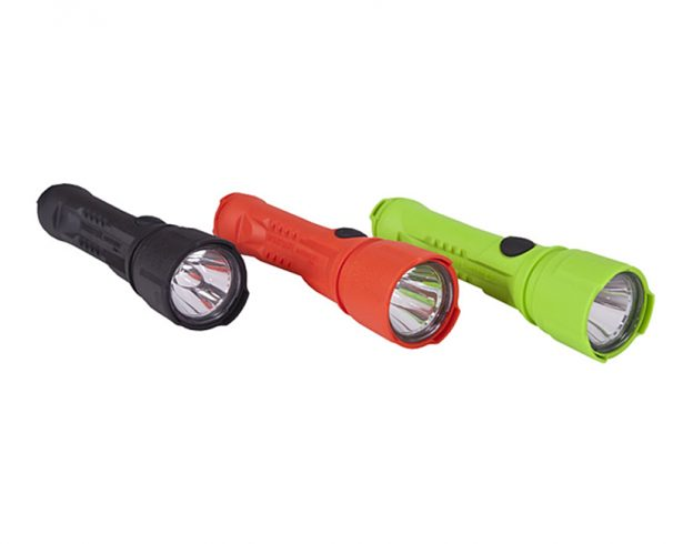 3 Razor LED flashlights
