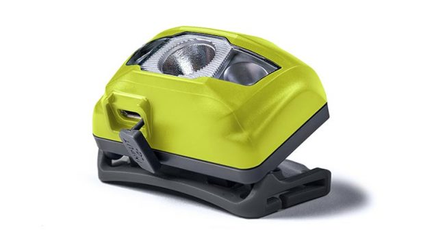 LED Headlamp stand no strap